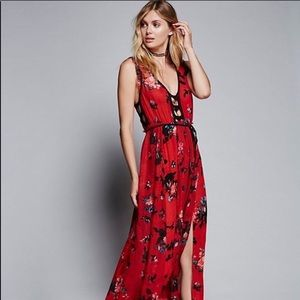 Free People Moonlight Garden Maxi